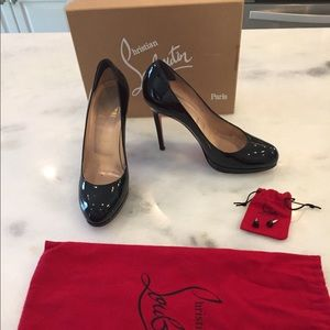 Christian Louboutin New Simple Pump 120 Size 39.5